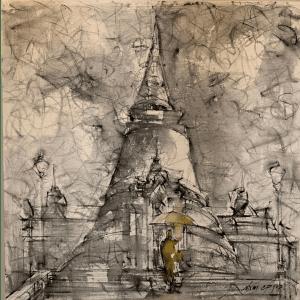 Wat Arun-Bangkok