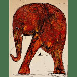 Red Elephant III
