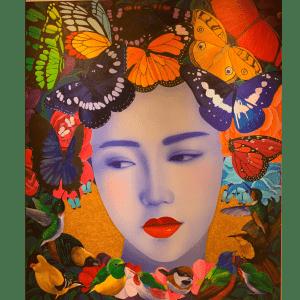 Butterfly Lady III