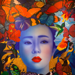 Butterfly Lady I