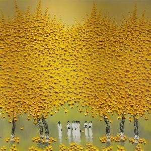 HANOI TREES IN AUTUMN