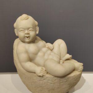 Six-Pack Baby Boy