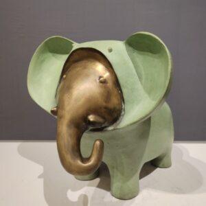 ELEPHANT TRUNK DOWN I